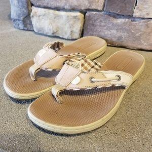 Sperry Sandal Flip Flops Size 8